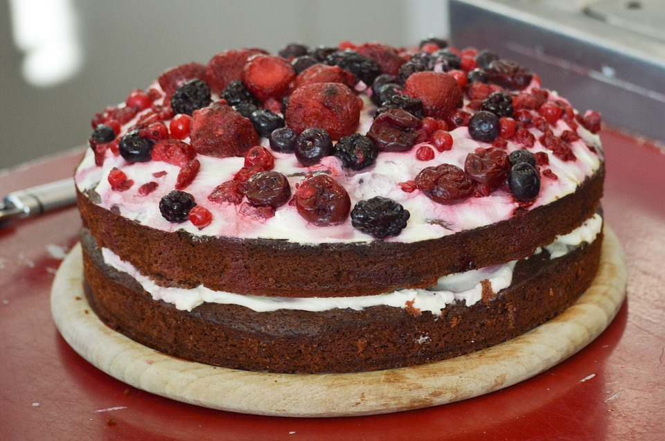 Chocolate Cake For Breakfast Study