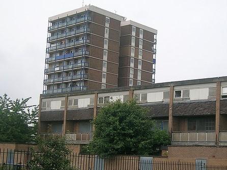 Miles Platting flats